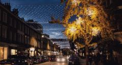 Connaught Village Christmas Shopping Evening image
