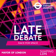 Late Debate: Race for space image