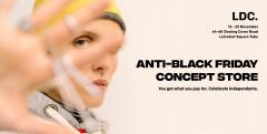 Anti-Black Friday: Fashion + Lifestyle Concept Store, Experiences + Events image