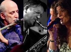 London Jazz Festival: Samara Ft. Liliana Chachian & Special Guest Paul Booth image