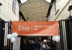 Etsy Made Local - Tooting Broadway image