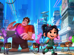 Ralph Breaks the Internet - London Film Premiere image