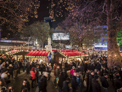 Christmas in Leicester Square image