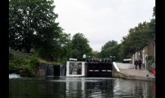 Canal & River Trust Waterway event at Old Ford Lock image