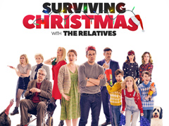 Surviving Christmas with the Relatives - London Film Premiere image