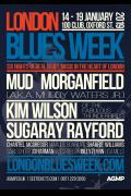 Sugaray Wilson to perform at London Blues Week image
