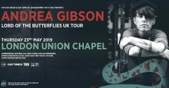 Andrea Gibson: Lord Of The Butterflies UK Tour image