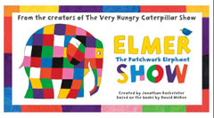 Elmer the Patchwork Elephant image