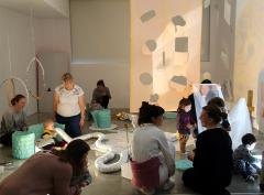 Early Years Workshop: Project Light with Artist Educator Natalie Zervou image