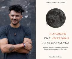 Poetry Playback:  The Perseverance with Poet Raymond Antrobus image