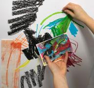 Drawing Workshop: Drawing Colours Within and Beyond with Artist Educator Gabrielle Lockwood Estrin image