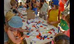 OKIDO Art & Science Workshop (Nature) - DULWICH image