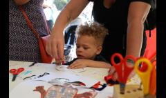 OKIDO Art & Science Workshop (Nature) - HACKNEY image