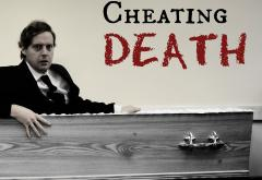 Cheating Death- A Three Act Play by Max Nowaz image