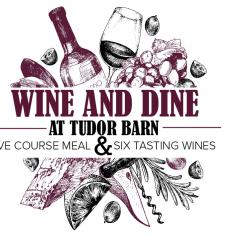 Wine and Dine at Tudor Barn image