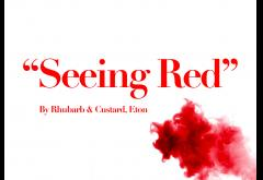 """Seeing Red"" Exhibition by Rhubarb & Custard image"