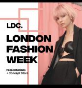 London Fashion Week- Lone Design Club Presentations and Concept Store image