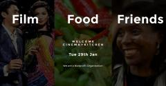 Welcome Cinema + Kitchen Present - CRAZY RICH ASIANS + Q&A with JING LUSI image