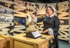 Florence Nightingale at half term image