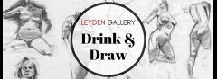 Drink&Draw - Life Drawing with wine! image