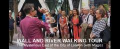 Walking Tour - The Mysterious East of the City of London (with Magic) image