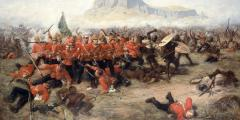'Then, the Red Soldier': The Zulu War, 140 years on image