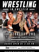Wrestling in Enfield! image