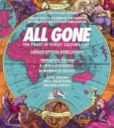 All Gone London Official Book Launch image