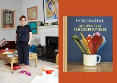 Farrow and Ball: Recipes for Decorating with Joa Studholme image