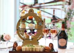 Laurent-Perrier Spring Tea with Sophie Faldo at InterContinental London: The O2 image