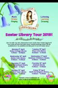 Storytime with Anna-Christina at West Hampstead Library (Easter Library Tour) image