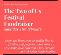 The Two of Us Festival Fundraiser image