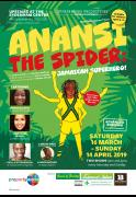 Anansi The Spider: Jamaican Superhero! image