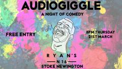 AudioGiggle at Ryans N16 image