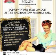 Pop Up Vintage Fairs in Walthamstow! image