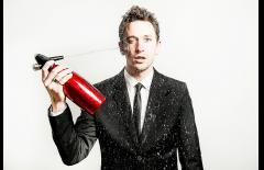 Laugh Train Home ft Kate Lucas and new material from John Robins image