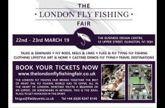 The London Fly Fishing Fair image