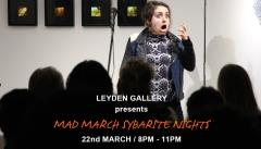 Mad March Sybarite Nights! image