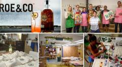 Crafts And Cocktails With Roe & Co Irish Whiskey image