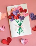 Mother's Day Card Making image