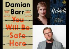 Secret Histories: Damian Barr with Sarah Perry image