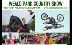 The Weald Park Country Show. image
