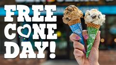 Ben and Jerry's Free Cone Day 2019 image