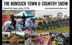 The Nonsuch Town and Country Show. image