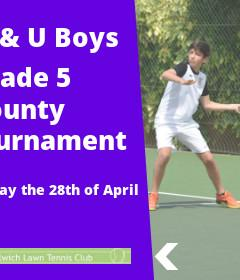 12&U Boy grade 5 County Tour Tournament image