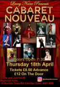 Cabaret Nouveau - An Evening Of Burlesque image
