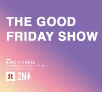 The Good Friday Show with Lou Sanders image