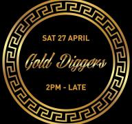 Gold Diggers Daytime Party: Egg LDN Birthday image