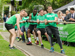 Macmillan Cancer Support's House Of Lords Vs. House Of Commons Parliamentary Tug Of War Event image