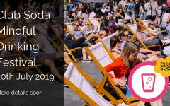 Mindful Drinking Festival Summer 2019 image